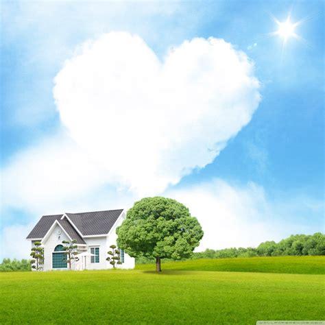 love is a house dream love house 4k hd desktop wallpaper for 4k ultra hd tv wide ultra
