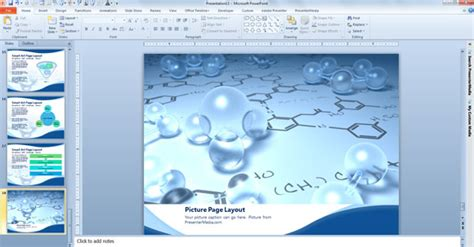 powerpoint templates for scientific presentations organic chemistry powerpoint template free bountr info