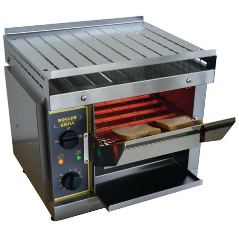 Roller Grill Four by Roller Grill Conveyor Toaster Ct540