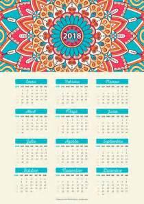 Calendario 2018 Mexico Para Imprimir Calendario 2018 Para Imprimir Gratis Jumabu