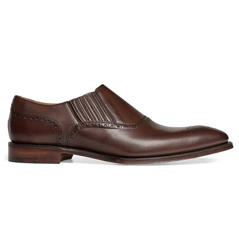 Loafer Mocca cheaney lincoln mocha calf loafer made in