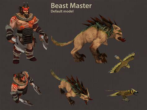 Beast Master dota 2 wallpaper beastmaster
