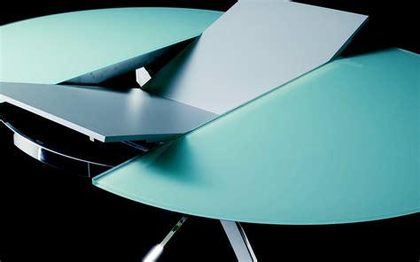 ingenia tavoli tavolo allungabile e fisso rotondo trio di ingenia