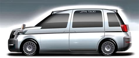 Toyota Jpn Taxi 2013 Toyota Jpn Taxi Concept Concepts