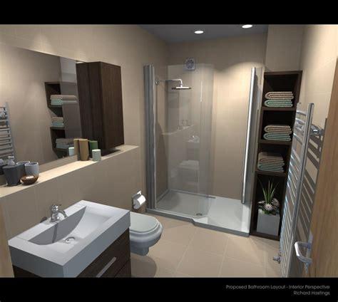 toilet layout archicad abvent 3d architecture design