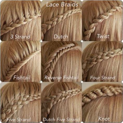 plait styles vs different plaits the 25 best different braids ideas on pinterest five