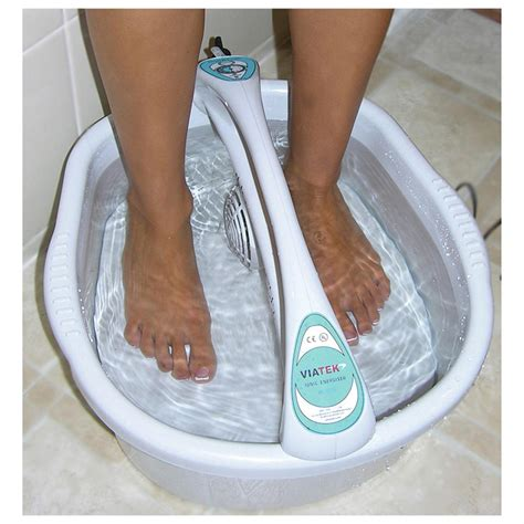 Detox Ion Spa Foot Bath by Ionic Energizer Detox Foot Spa 589916 Foot Care At