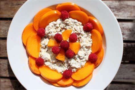 granatapfel wann reif rezept vegane overnight oats mit kaki overnight oats