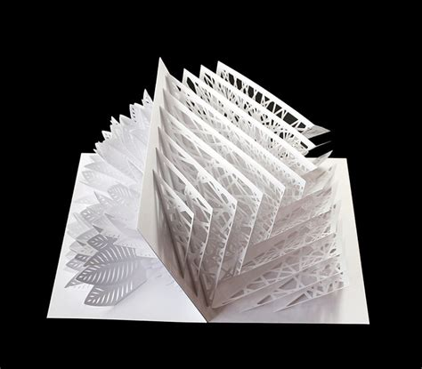 Dahmen Pop Up Cards Templates by Paper Engineer Creates Magnificent Pop Up Cards