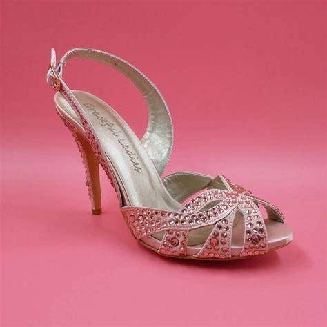 light pink heels size 5 2016 plus size wedding shoes light pink rhinestone fashion