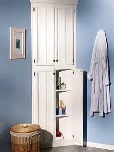 how to build an corner bathroom cabinet