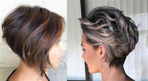 Kurze Haar Schnitte Frauen by Kurze Haarschnitte 2018 Frauen Haar Modelle