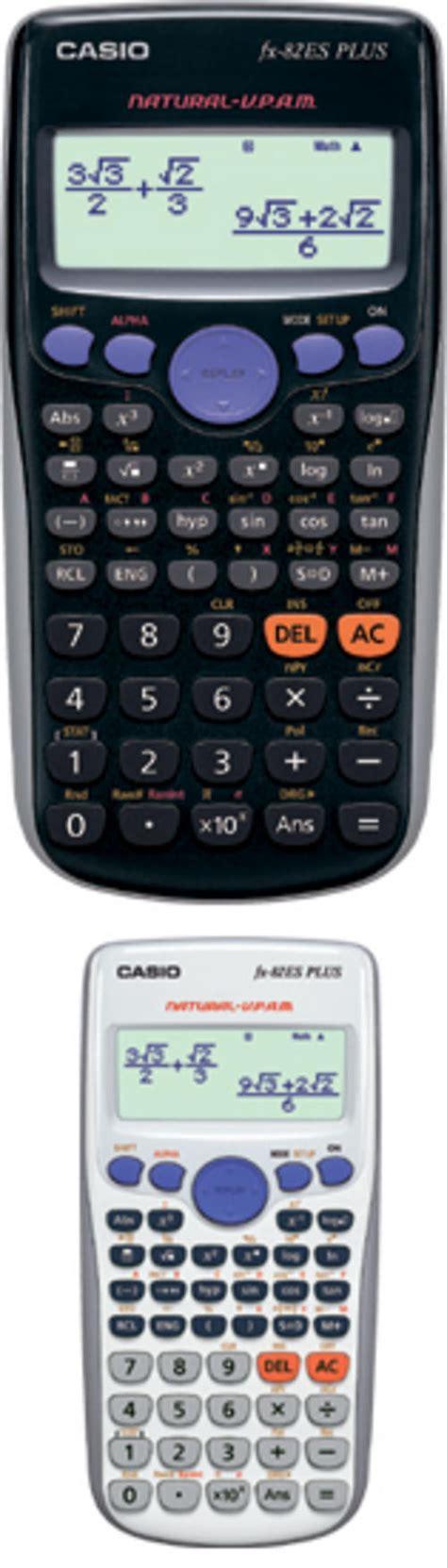 Casio Calculator Fx 82 Es Plus calculators casio fx 82es plus calculator was sold for