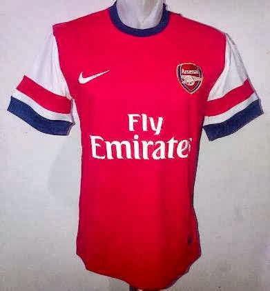 Kaos Arsenal New Arsenal 10 jersey baju bola murah jual kaos bola murah