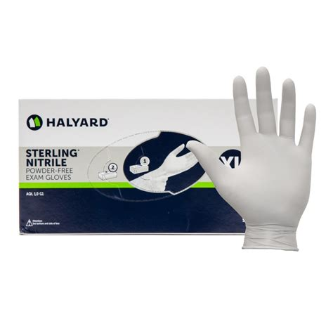 Nitrile Examination Gloves Sarung Tangan Nitrile halyard sterling nitrile gloves abbeydale direct a division of cornerstone supplies ltd