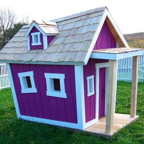 Kids Playhouse   Deluxe   Kids Crooked House