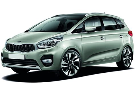 Kia Carens Mpv Review Carbuyer