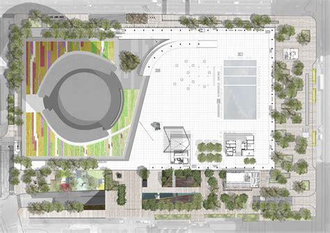 Gallery of NPS Podium Roof Garden / PLANT Architect