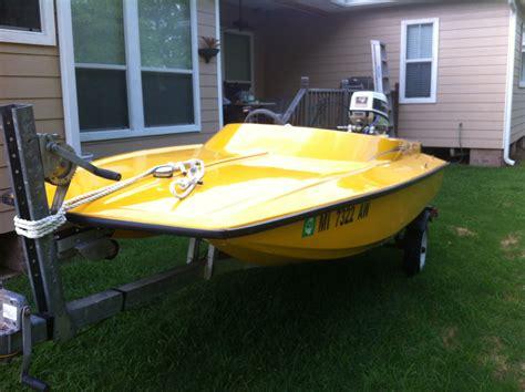 speed boats for sale in michigan baja scat cat mini boat runs great fast fun the hull
