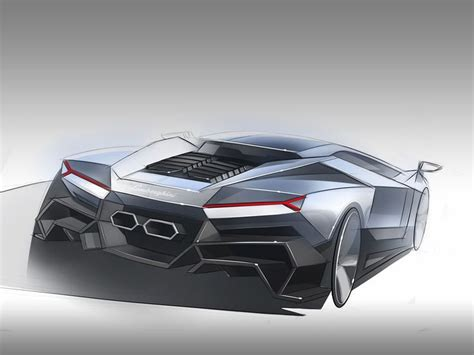 Lamborghini Car Design A Look At The Designs For A New Lamborghini Cnossos
