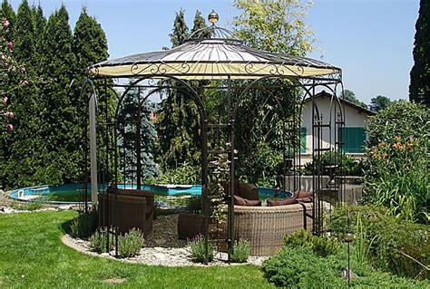 Pavillon Garten Wetterfest by Gartenpavillon Metall Wetterfest Actof Info