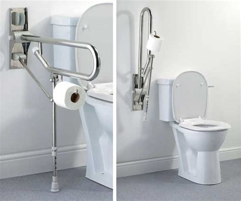 Bathroom Items For The Disabled Disabled Fold Up Toilet Roll Holder Architecture