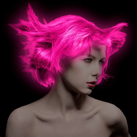 manic panic colors on hair manic panic pink high voltage classic hair dye