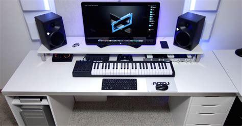 Top 5 Gaming Desks Computer Desk Guru Computer Desk For Gaming