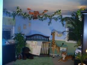 Jungle Nursery Decor Jungle Themed Nursery