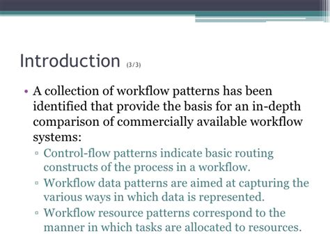 Pattern Approval Definition | workflow user interfaces patterns