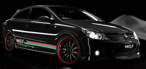 vauxhall astra vxr modified thorney motorsport releases custom astra and corsa vxrs