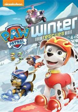 paw patrol winter rescues now on dvd mbsgiftguide giveaway paw patrol winter rescues by nickelodeon 32429201591
