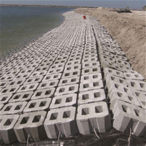 articulated concrete blocks acf environmental