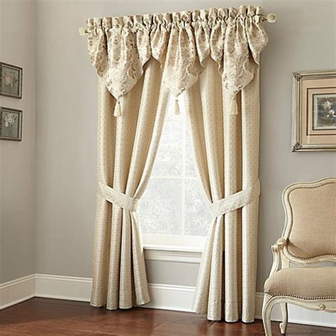 waterford curtains waterford 174 linens castlequin window curtain panel and