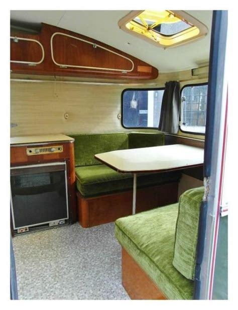 inrichting groen groene inrichting constructam caravan pinterest