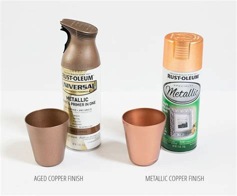 best 25 copper spray paint ideas on