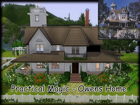 practical magic house plans arlepesa s owens home partially furnished