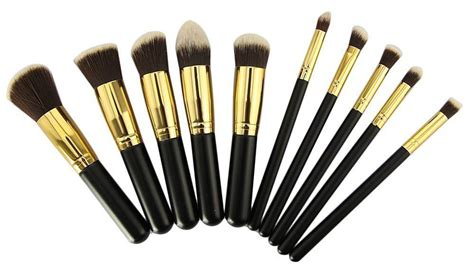 best makeup brushes best cosmetic makeup brushes set kit reviews