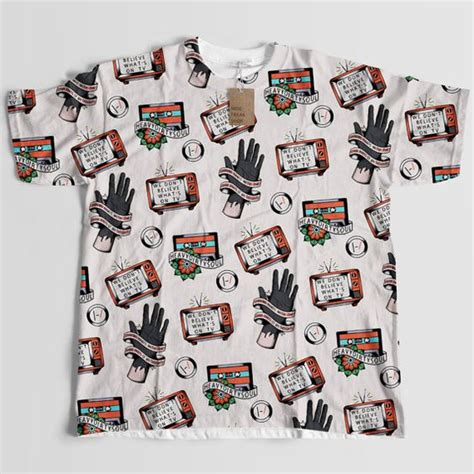 Twenty One Pilots Stay T Shirt Soft Cotton Combed Segala Warna markings made on my skin shirt by indiefreakshopetsy on