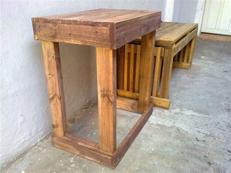 Pallet Console Table Multipurpose Pallet Console Table