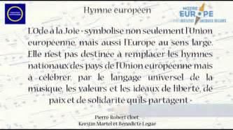 si鑒e de la commission europ馥nne unis dans la diversit 233 hymnes et drapeaux de l union
