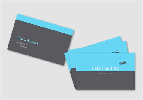 aviation business card template aviation business cards exles image collections card