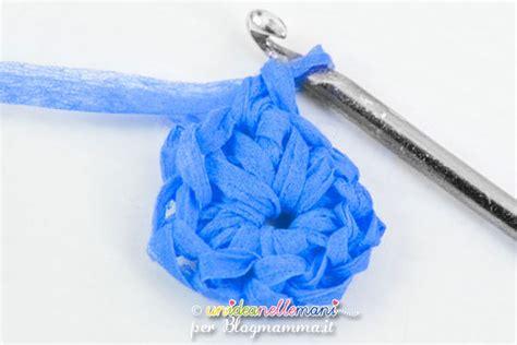 fiore uncinetto facile come fare un fiore all uncinetto facile facile blogmamma