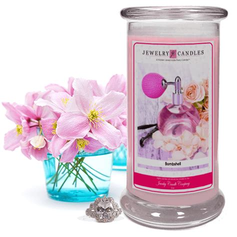 Jewelry In Candles J by Candles With Jewelry Inside Get Yours Here