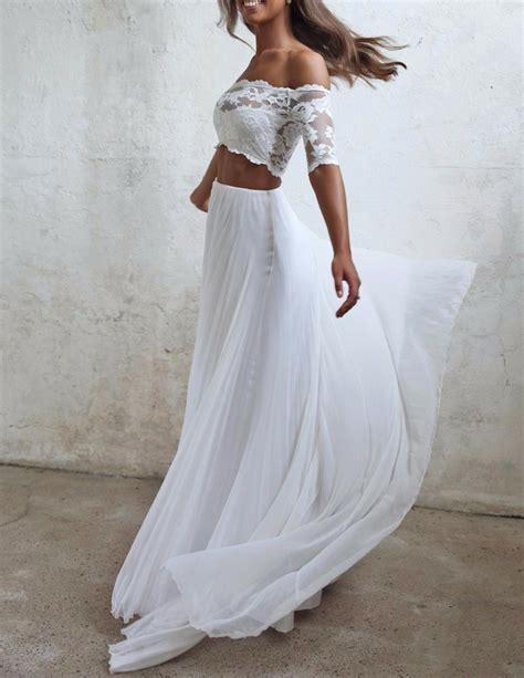 hochzeitskleid boho boho hochzeitskleid f 252 r die strandhochzeit typische