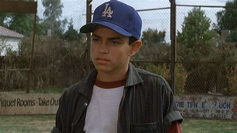 the sandlot other actor who played benny the jet rodriguez from the sandlot charged with