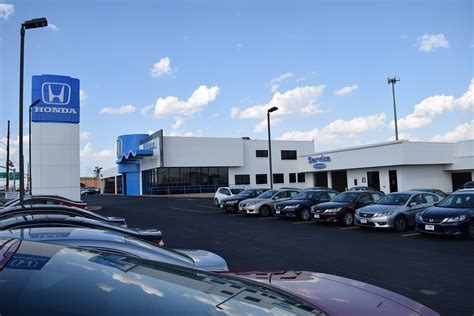 Honda Of Midland by Classic Honda Of Midland Officially Opens