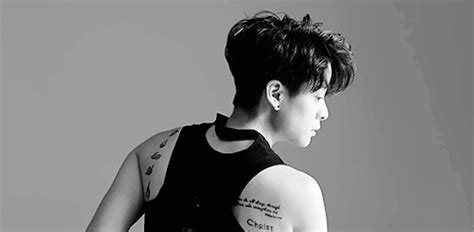amber liu tattoo