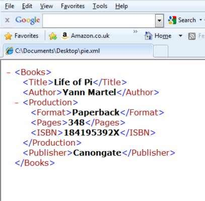 Xml Programmer by Programmer S Introduction To Xml