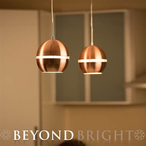 copper pendant light fixtures ceiling pendant light copper bullet modern designer l